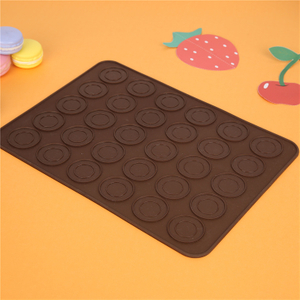 Silicone Kitchen Heat Insulation Macaron Mat
